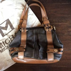 Michael Kors leather purse.